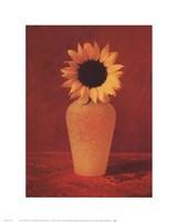Sunflower Still Life Fine-Art Print
