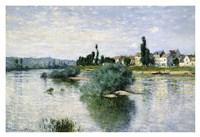The Seine at Lavacourt Fine-Art Print