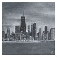 Chicago Square Fine-Art Print