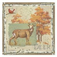 Deer / Deer / Elk Fine-Art Print