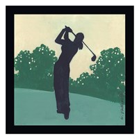Play Golf I Fine-Art Print