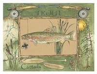 Trout Fine-Art Print