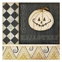 Happy Halloween Pumpkin Fine-Art Print