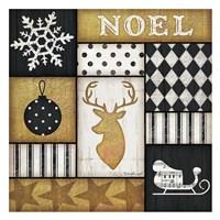 Noel Deer Fine-Art Print