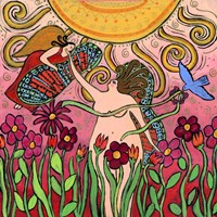 Big Diva Birth Of A Goddess Fine-Art Print