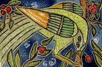 Cherry Bird Fine-Art Print
