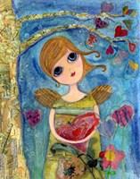 Enough Love Fairy Fine-Art Print