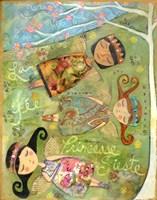 Fairy Princess Nap Fine-Art Print
