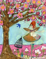 Spring Beginnings Fairy Fine-Art Print