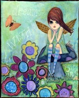 Wish Dream Be Fairy Fine-Art Print