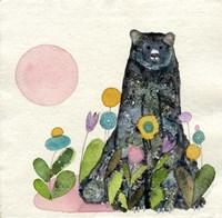 Garden Bear Fine-Art Print