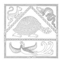 Chinese Animals Fine-Art Print