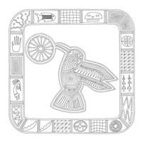 Hopi Hummingbird Fine-Art Print