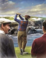 Ben Hogan Golf Fine-Art Print