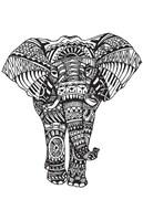 Elephant Zen Fine-Art Print