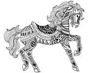 Horsey Fine-Art Print