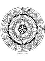 Mandala 1 Fine-Art Print