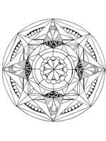 Mandalas Fine-Art Print