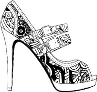 Shoe Game Fine-Art Print