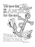 Anchor 2 Fine-Art Print