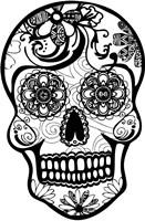 Sugar Skull Fine-Art Print