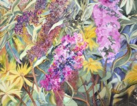 Allans Garden Fine-Art Print