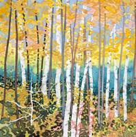 Mystery Of Trees V Fine-Art Print