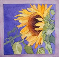 Sunflower I Fine-Art Print