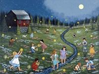 Chasing Moonbeams Fine-Art Print