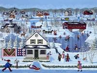 Winter Sampler Fine-Art Print