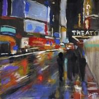 Broadway at Night Fine-Art Print