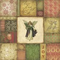 Angel Tapesrty Fine-Art Print