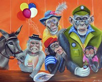 Cheeky Monkey Fine-Art Print