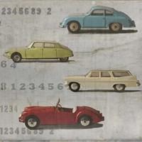 Vintage Cars Fine-Art Print