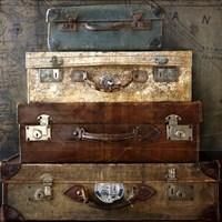Suitcases Fine-Art Print
