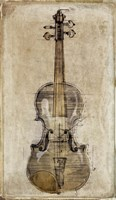 Violin 3 Fine-Art Print