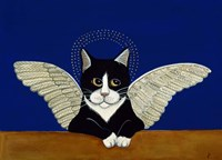 Angel Cat Fine-Art Print