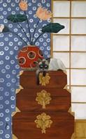 Jasmine On Oriental Wedding Chests Fine-Art Print