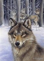 Wolfpack Fine-Art Print