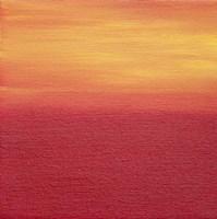 Ten Sunsets - Canvas 7 Fine-Art Print
