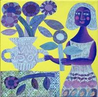 Flower Vase Fine-Art Print