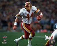 John Riggins Super Bowl XVII Action Fine-Art Print
