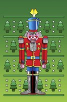 Pop Art Nutcracker Fine-Art Print