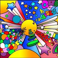 Cosmic Expanding Fine-Art Print