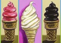 Pop Cones Fine-Art Print