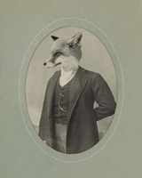 Gentleman Fox Fine-Art Print