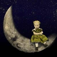 Moon Rider Fine-Art Print
