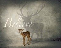 Believe 3 Fine-Art Print