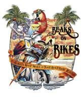 Beakson Bikes Fine-Art Print
