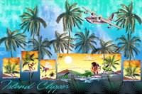 Mermaid Clipper Fine-Art Print